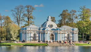 Katharinenpark in Sankt Petersburg