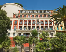 Hotel Suisse in Nizza